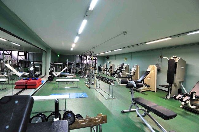 Hotel Green Sporting Club