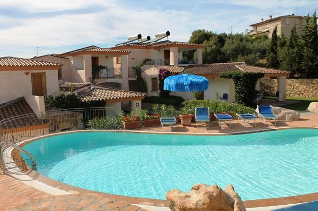 Residence bouganvillage budoni for Resort budoni sardegna