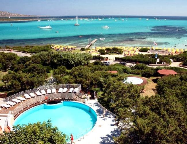 Hotel Club Roccaruja