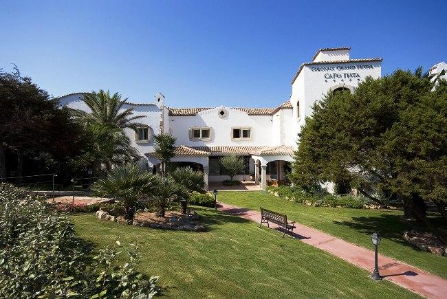 Colonna Grand Hotel Capo Testa - Immagine 6