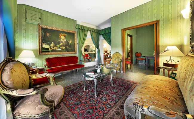 Colonna Palace Hotel Mediterraneo - Image 4