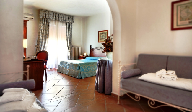 Colonna Palace Hotel Mediterraneo - Immagine 9