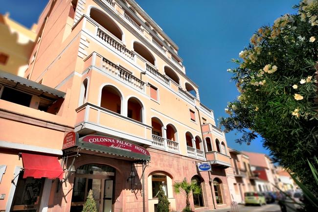 Colonna Palace Hôtel Mediterraneo