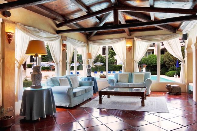 Colonna Park Hotel - Bild 10