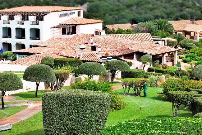 Colonna Park Hotel - Bild 3