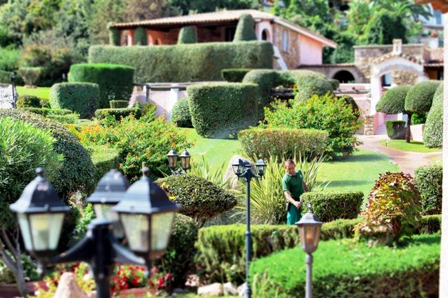 Colonna Park Hotel - Bild 4