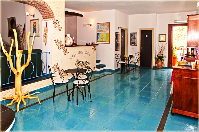 Hotel Villa Belfiori - Bild 9