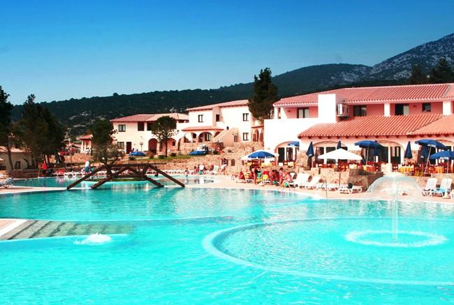 Hôtel Cala Gonone Beach Village