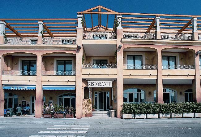 Отель дель Порто