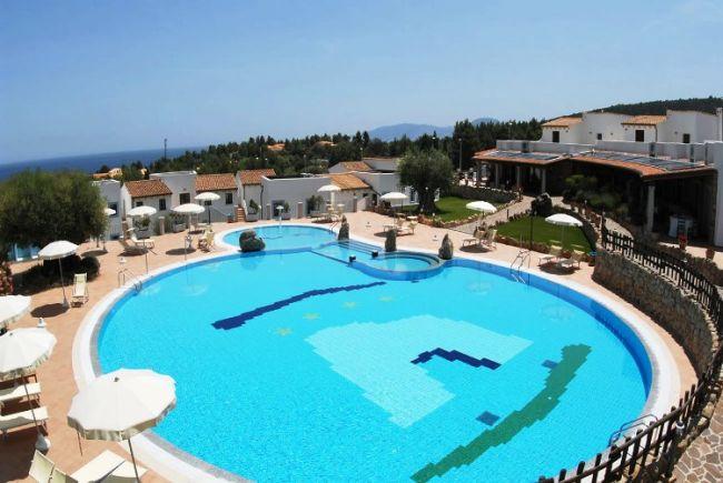Hôtel Nuraghe Arvu Resort