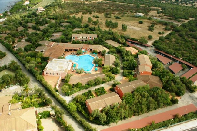 Résidence Alba Dorata Resort